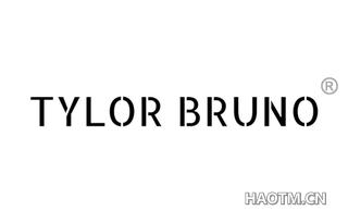 TYLOR BRUNO