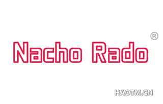 NACHO RADO