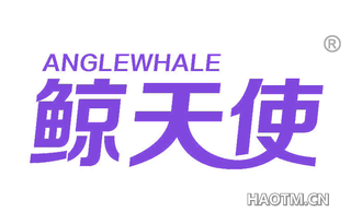 鲸天使 ANGLEWHALE
